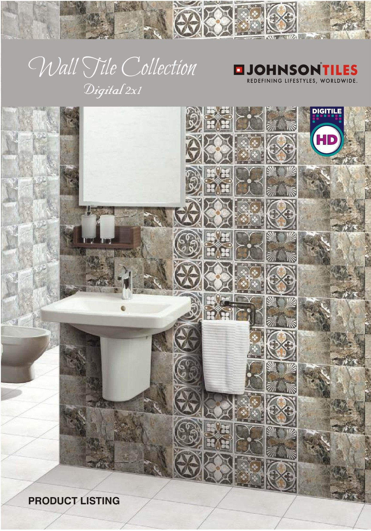 Johnson Tiles Catalogues Ceramic Vitrified Glazed
