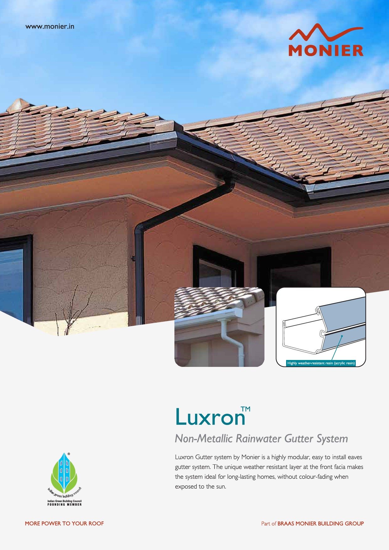 MONIER ROOFING Products Catalogue