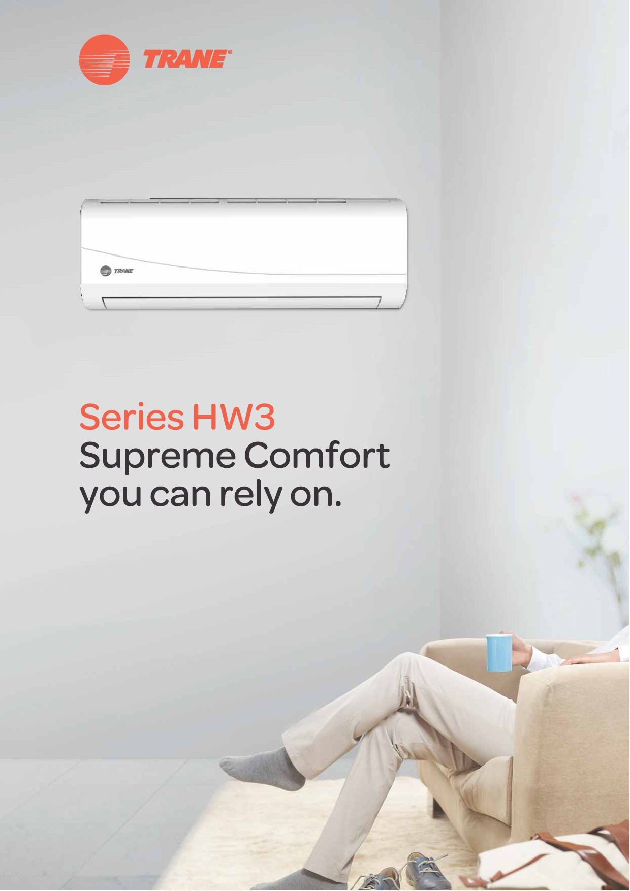 Trane Air Conditioner Products Catalogue