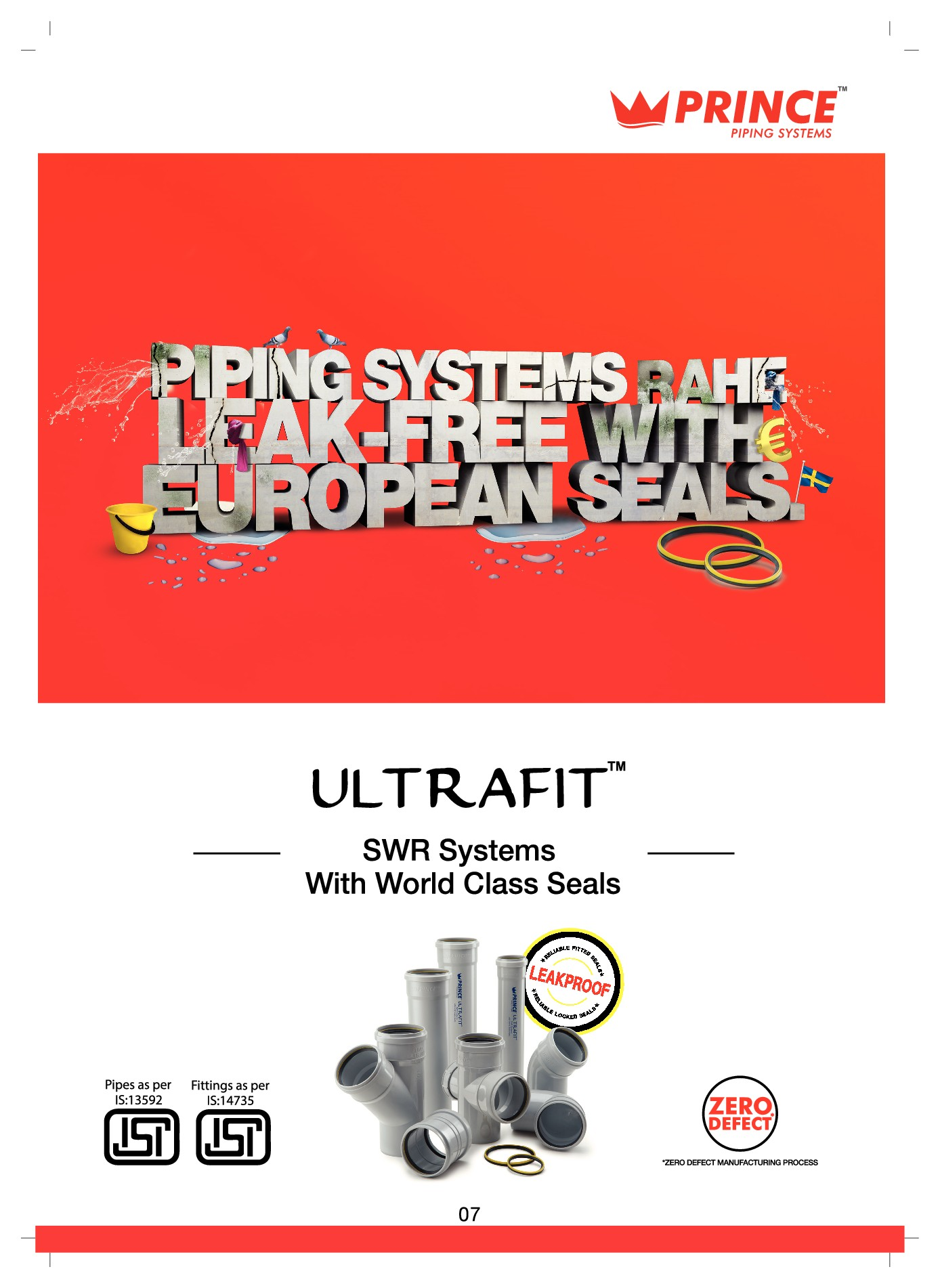Prince Piping Systems Products Catalogue
