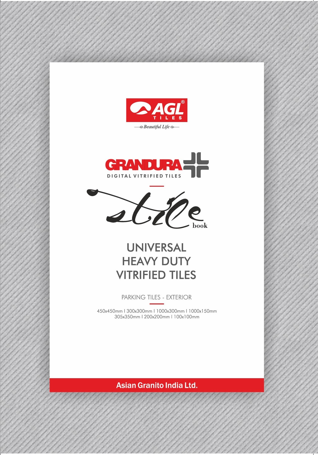 AGL TILES WORLD Products Catalogue