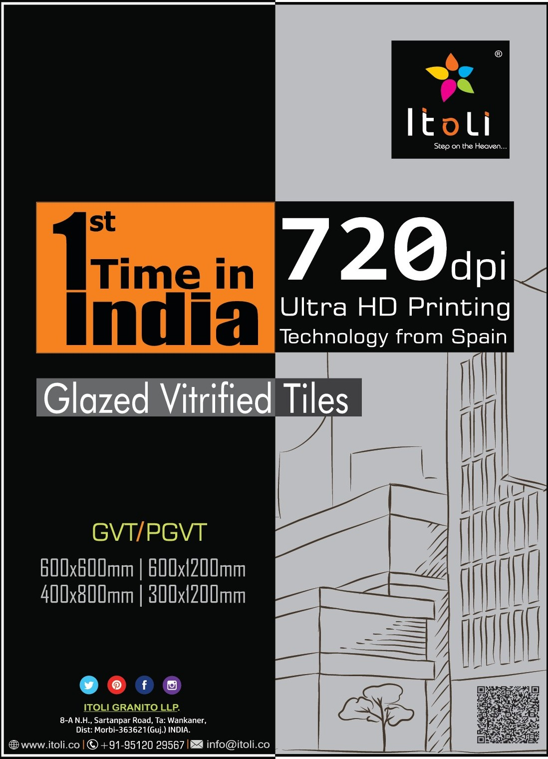 ITOLI (GVT) Products Catalogue