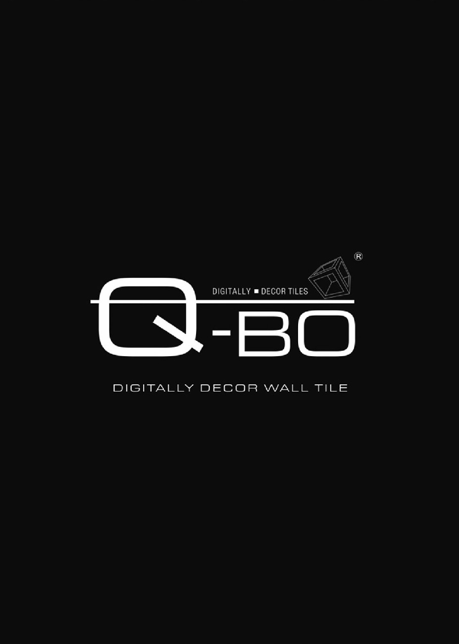 Q-BO Wall Tiles Products Catalogue