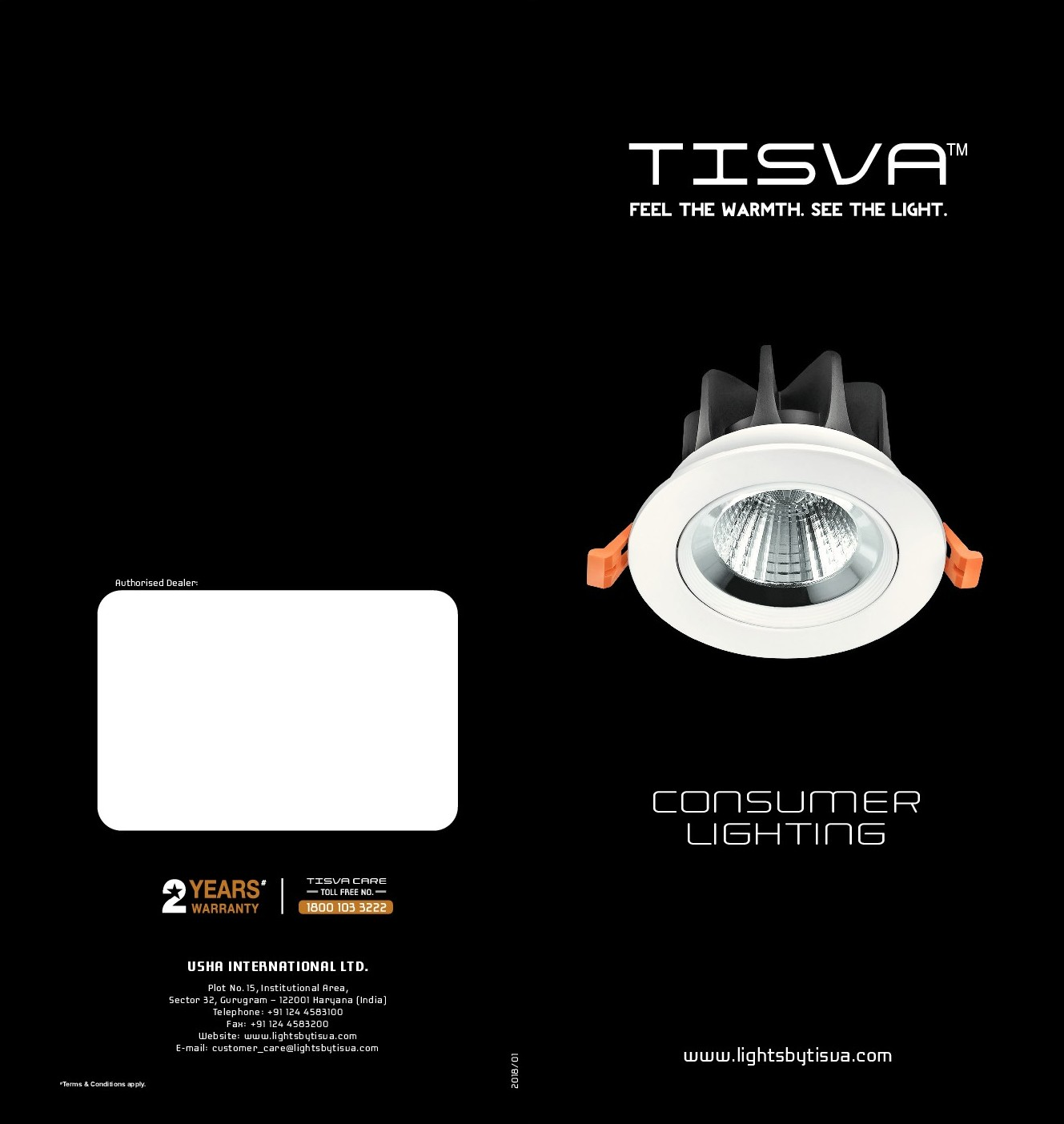 TISVA Products Catalogue