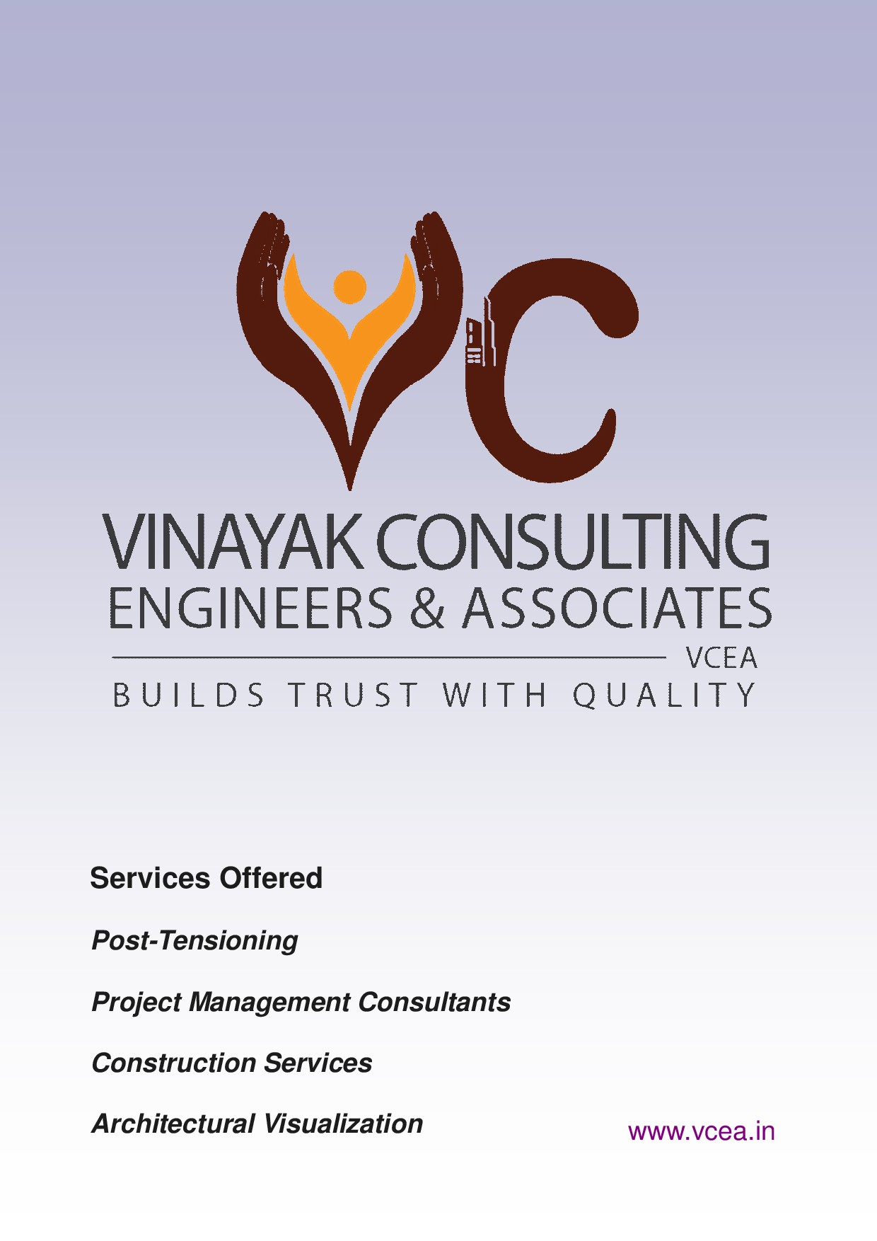 VINAYAK CONSULTING Products Catalogue