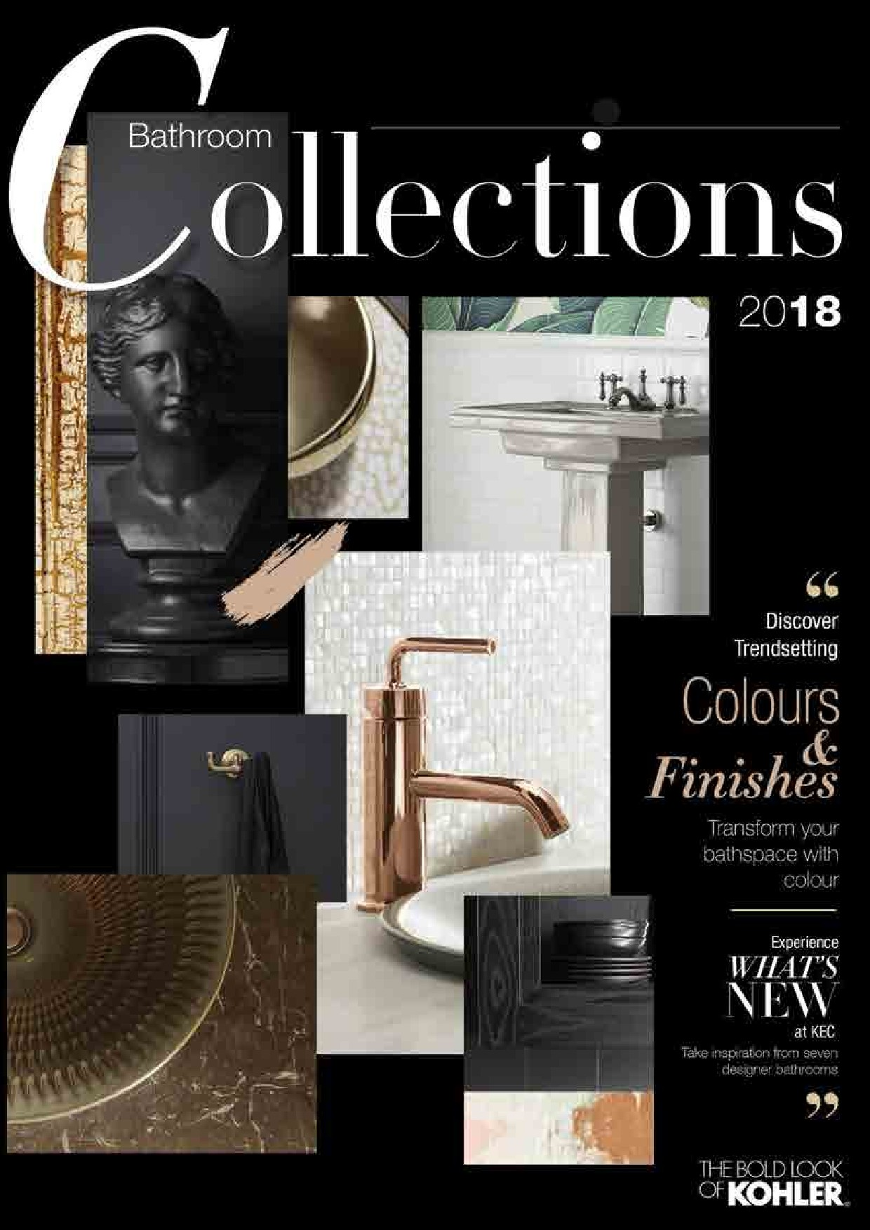 Kohler Products Catalogue