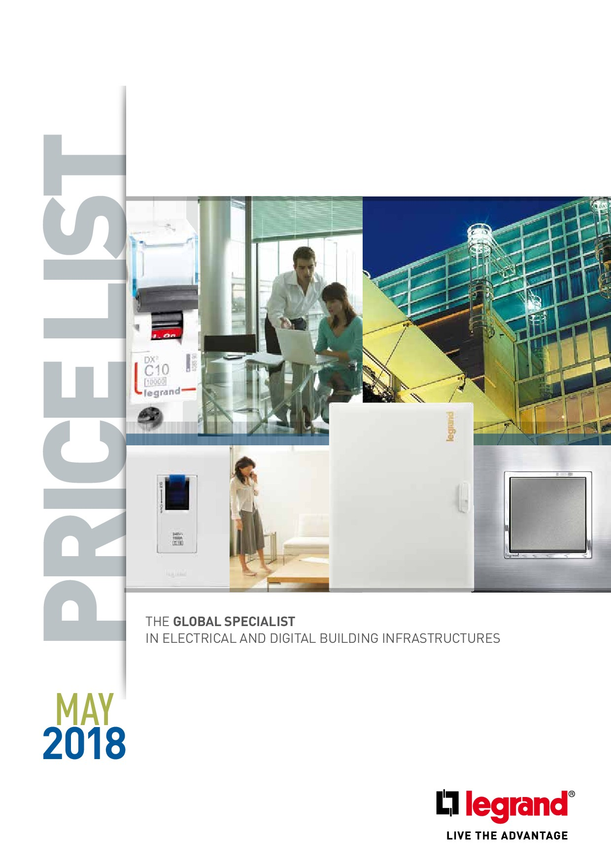 Legrand Products Catalogue