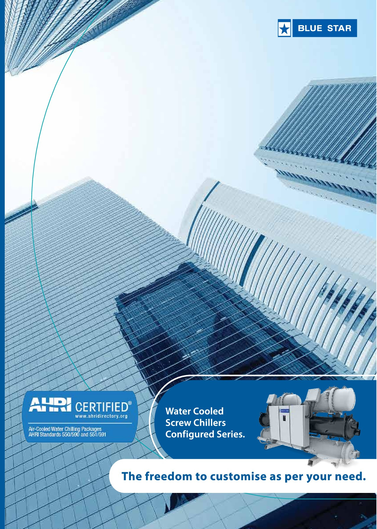 Blue Star Limited  Products Catalogue