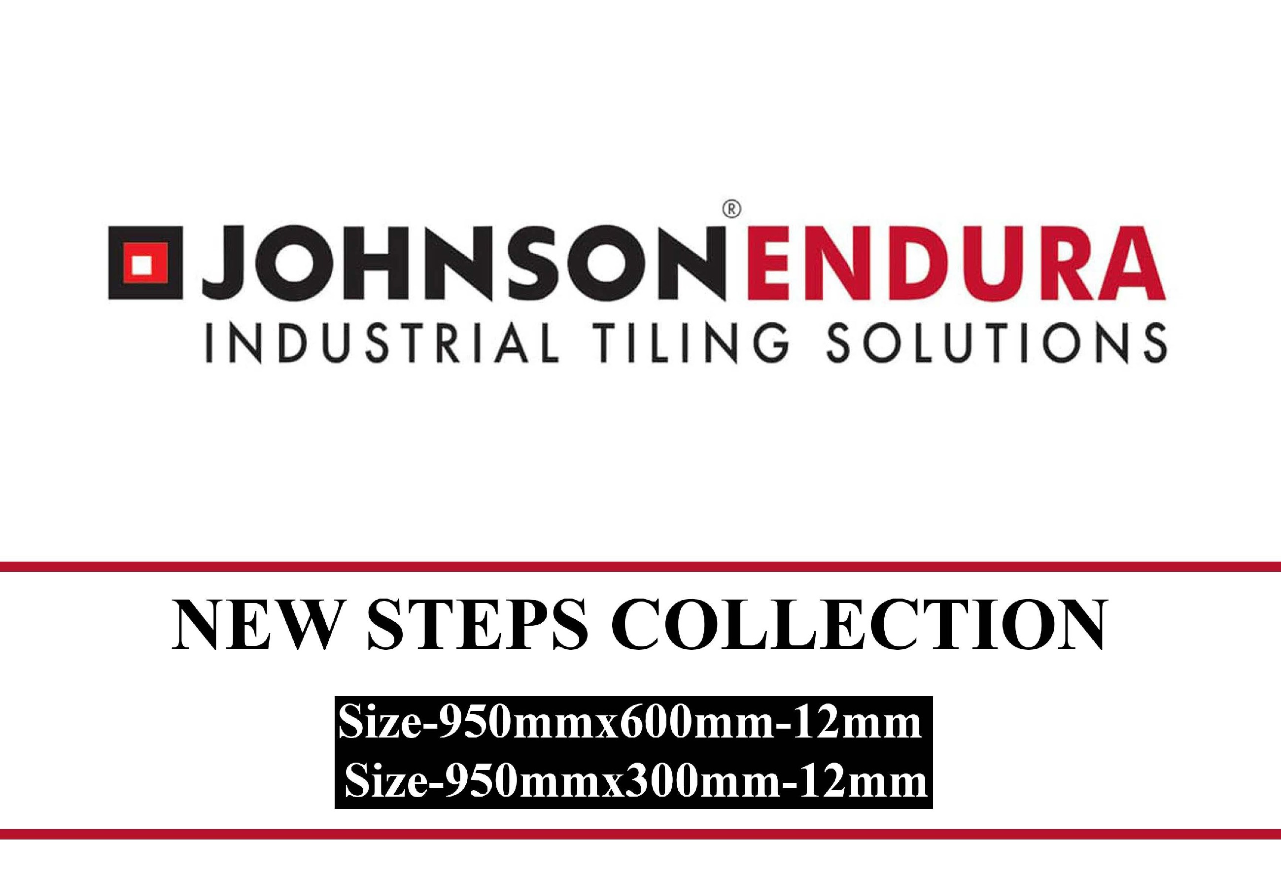 JOHNSON ENDURA Products Catalogue