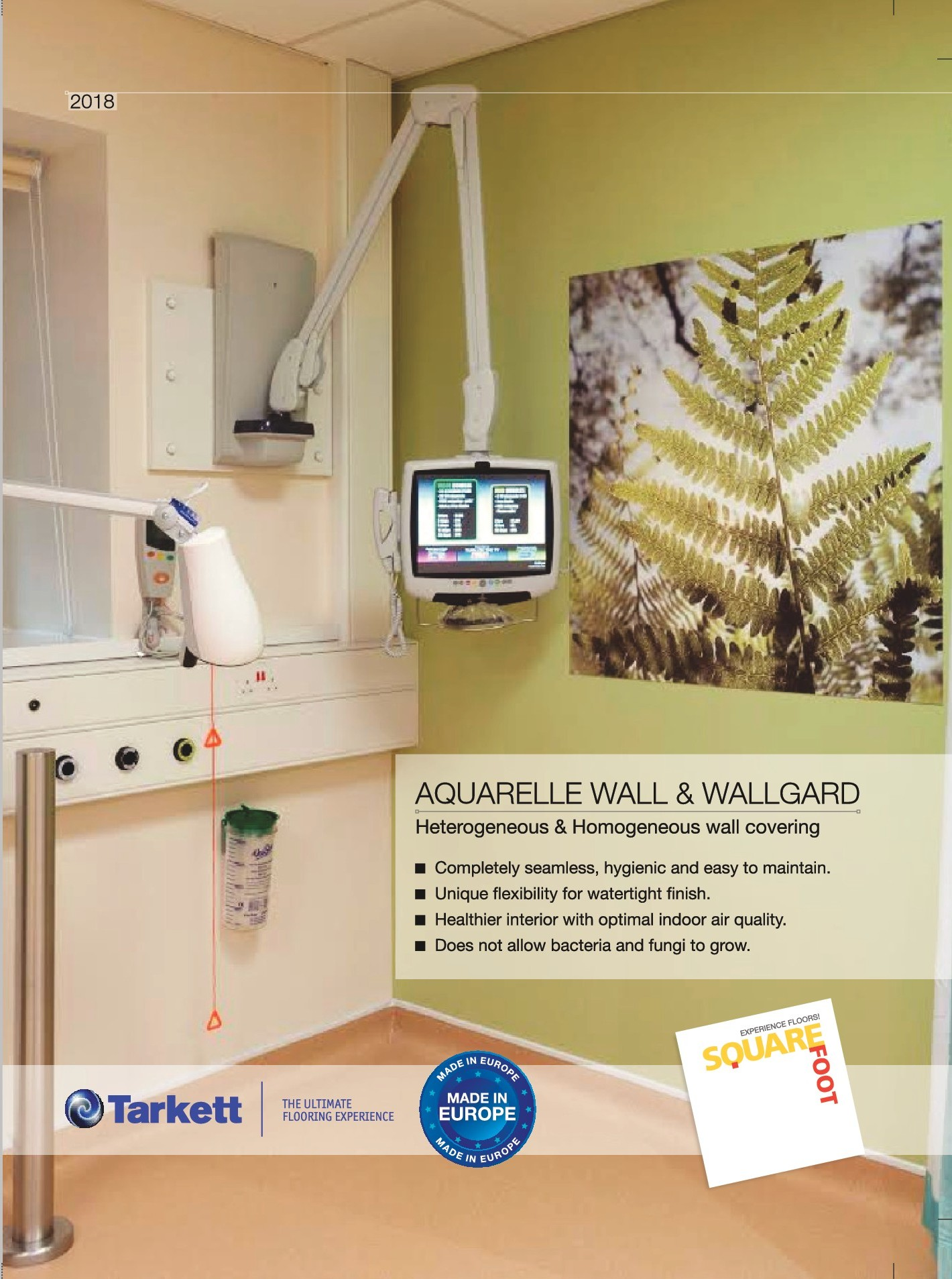 Square Foot Products Catalogue
