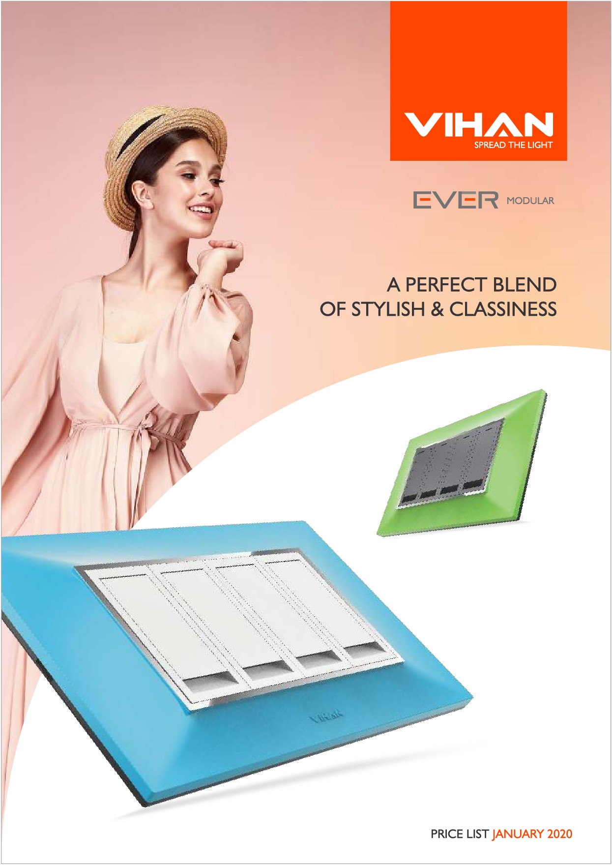 VIHAN Products Catalogue