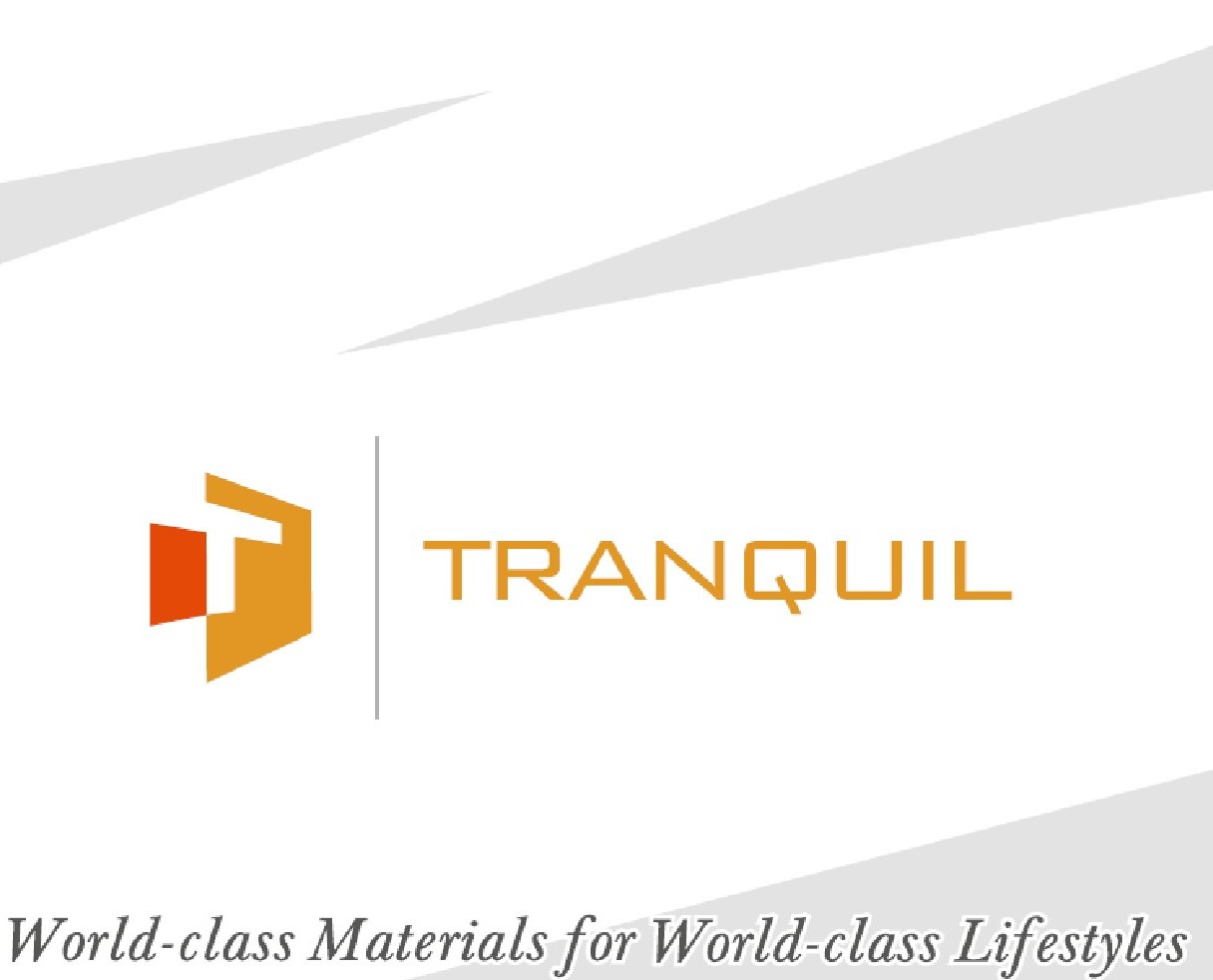 Tranquil Products Catalogue