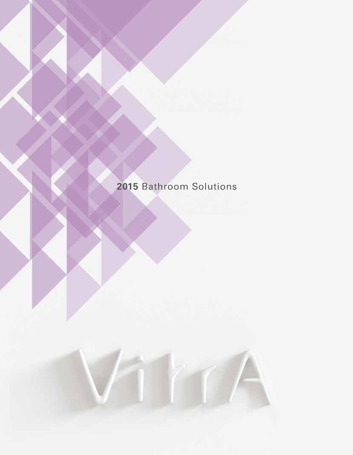 VitrA Products Catalogue. VITRA Bathroom Products Catalogues at Wizbox