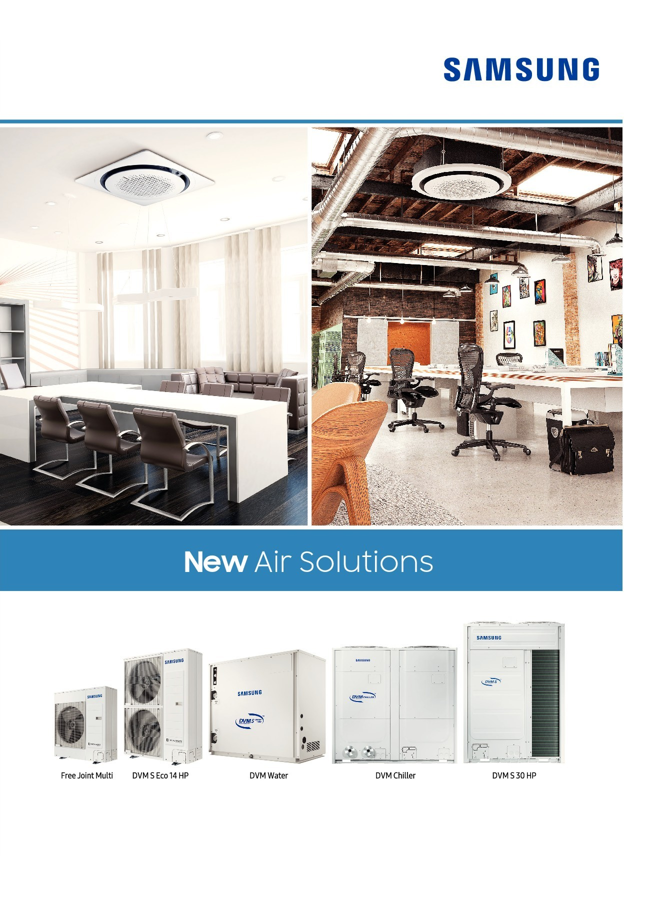 Samsung Air Conditioner Product Catalogues At Wizbox