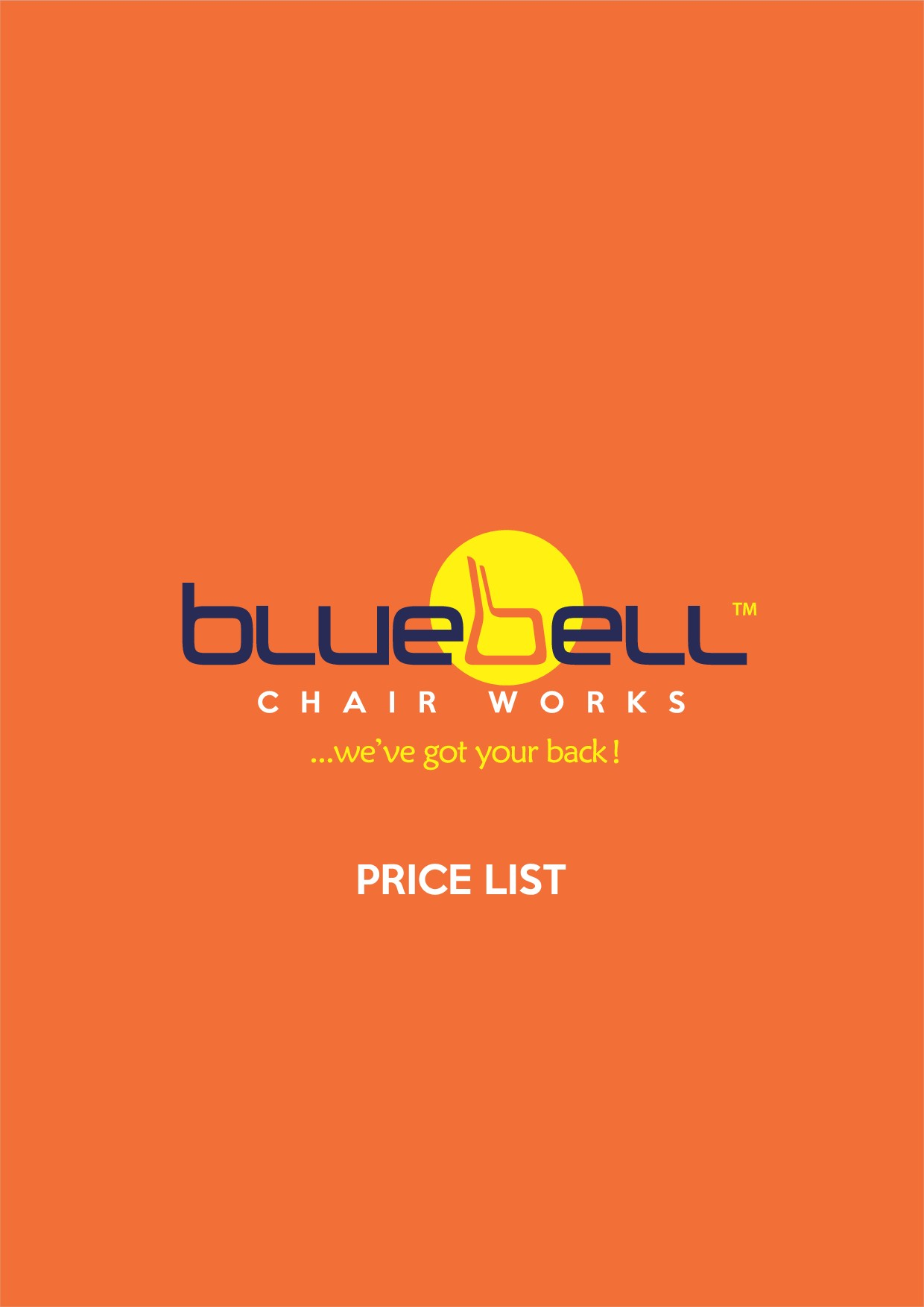 Bluebell Products Catalogue