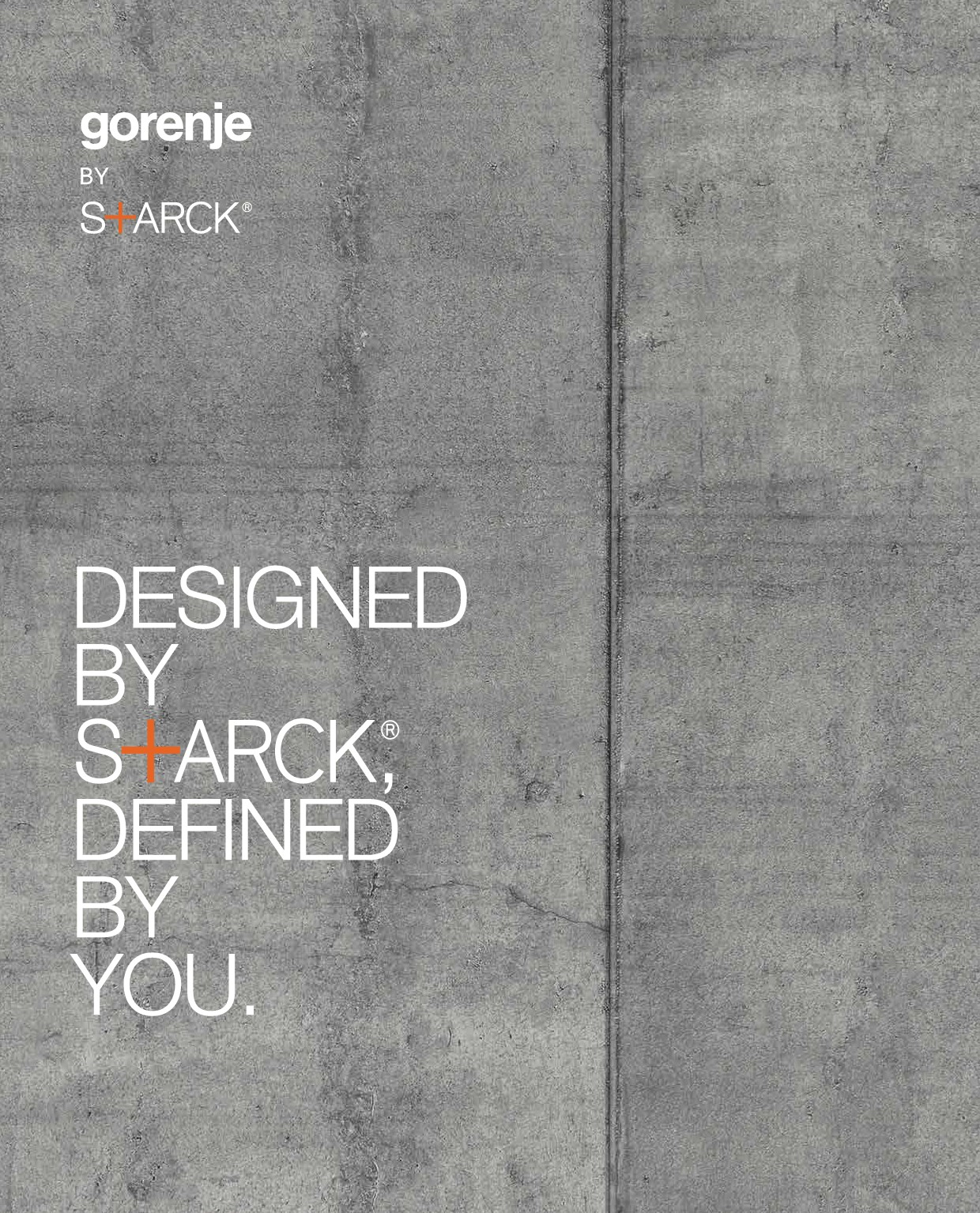 Gorenje Products Catalogue