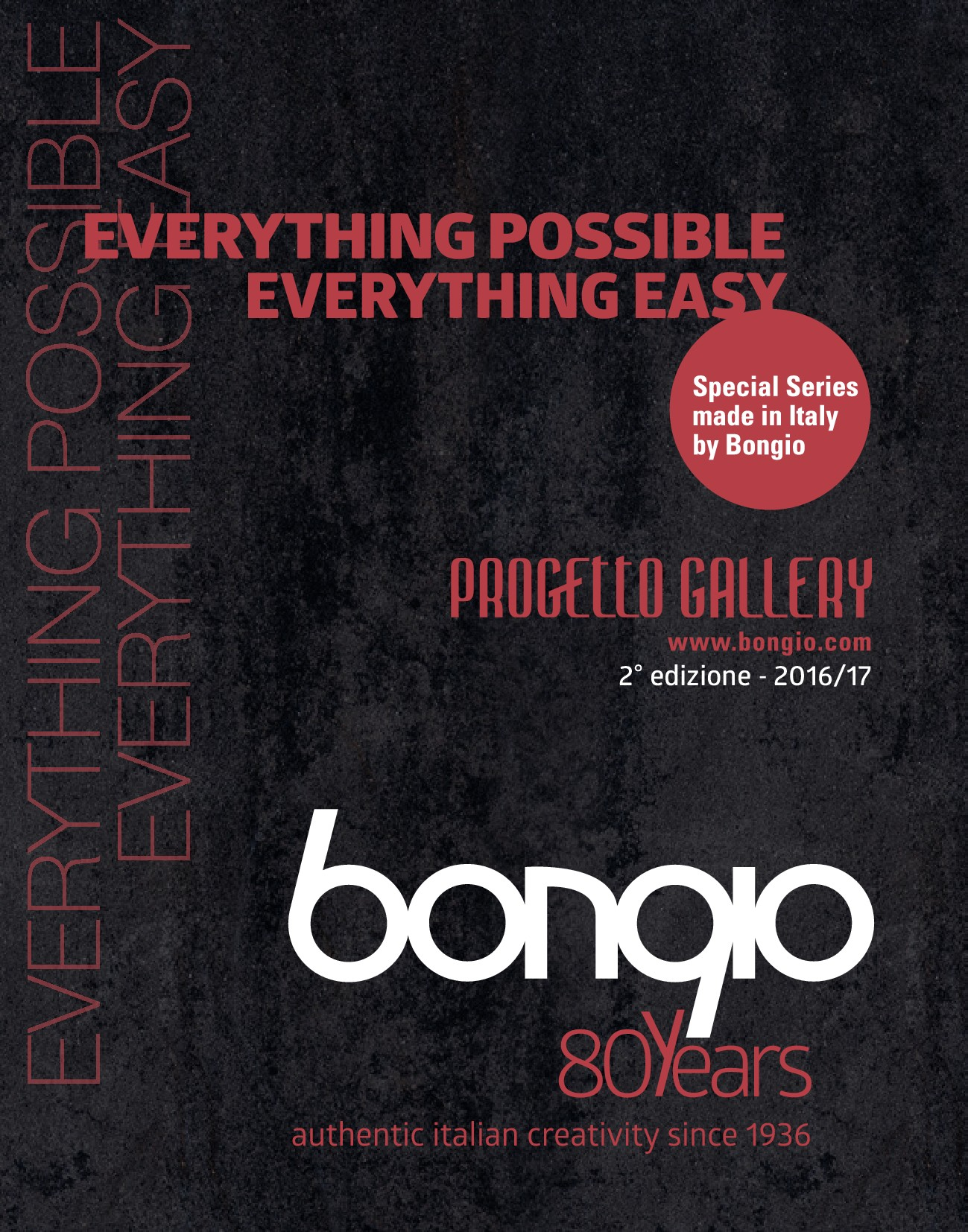 Bongio Products Catalogue
