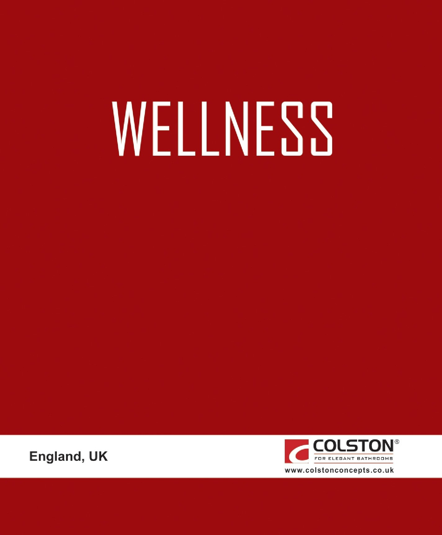 Colston Products Catalogue