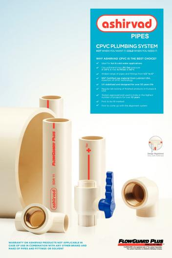Ashirvad Pipes Cpvc And Upvc Pipe Product Catalogues